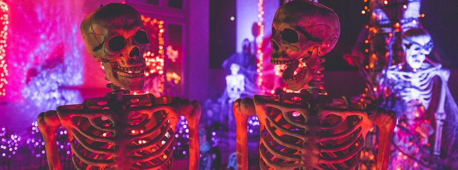 5 Locations für den Halloween-Abend