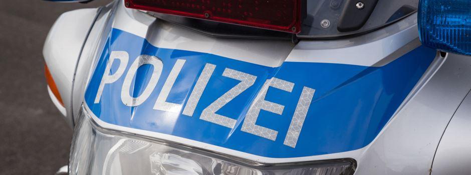 Polizei eskortiert Leichenwagen durch die Oberstadt