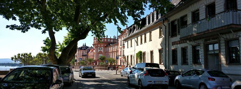 Bauarbeiten in der Rheingaustraße: Stadt rechnet mit Staus