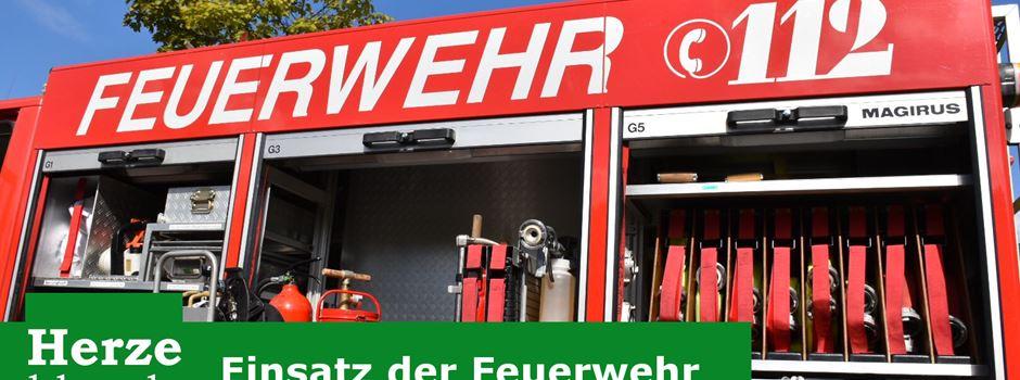 """Feuerwehreinsatz """"Am Scheckenkamp"""""""