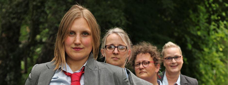 Kandidatenvorstellung Wahlkreis 131: Ann-Katrin Hanneforth - Die PARTEI