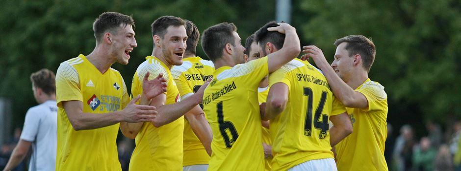 3:0! Drei Heim-Treffer, drei Platzverweise – Krauß sieht Knallrot gegen seinen EX-Club