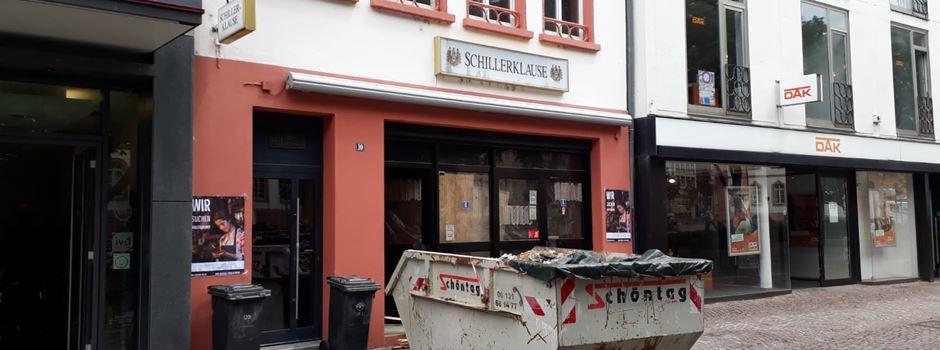 """Nachfolger der """"Schillerklause"""" steht fest"""