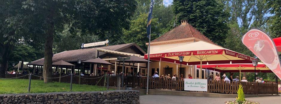 Unsere 5 Puls! - Biergärten in Niederkassel und der Region
