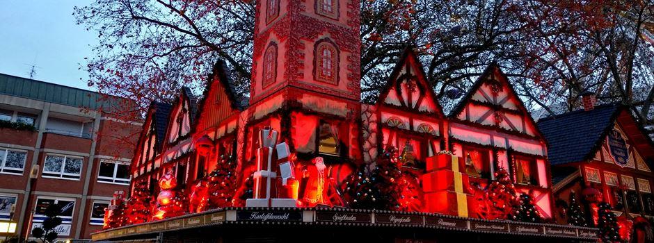 Fünf besondere Weihnachtsmärkte in Wiesbaden