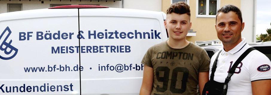Meisterbetrieb für Bad und Heiztechnik aus Rheidt
