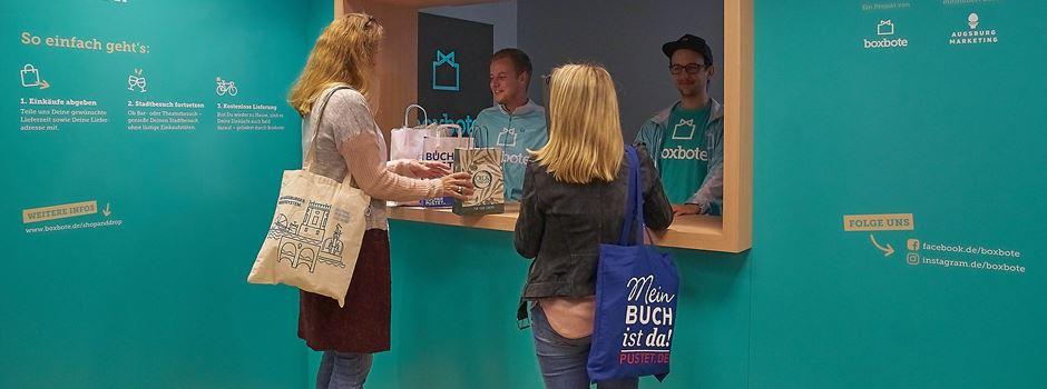 Shop & Drop – Einkäufe kostenlos nach Hause liefern lassen