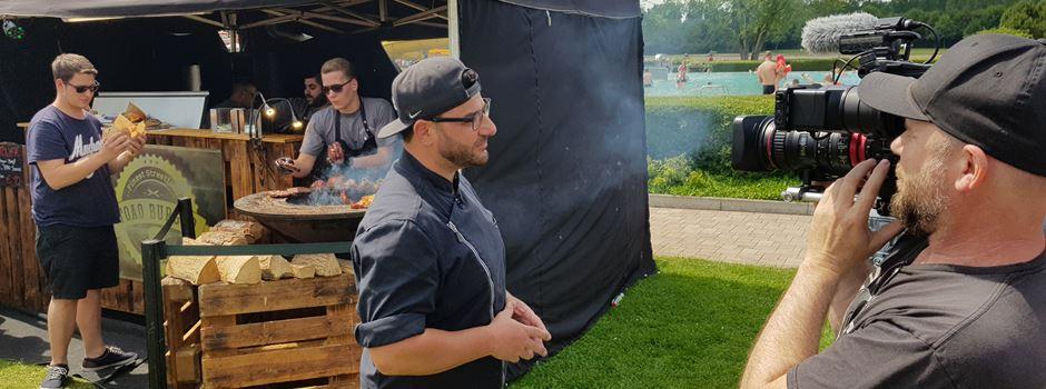 Wiesbadener Koch tritt im TV bei Fastfood-Challenge an