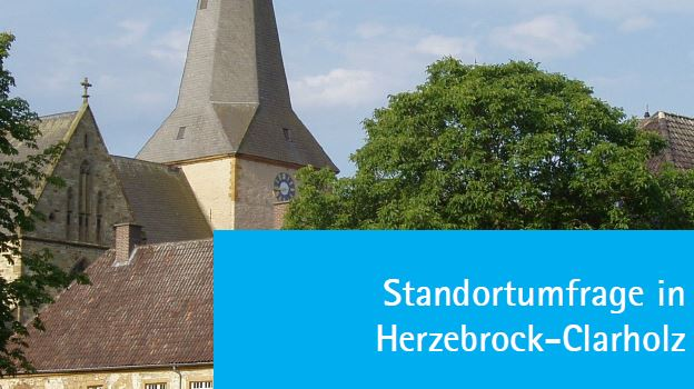 Standortumfrage der IHK: Herzebrock-Clarholz