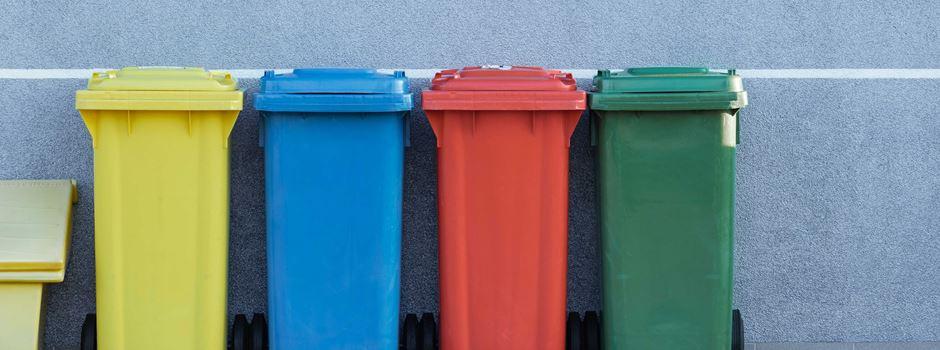 Mülltrennen – aber richtig!