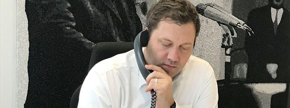 Telefonsprechstunde