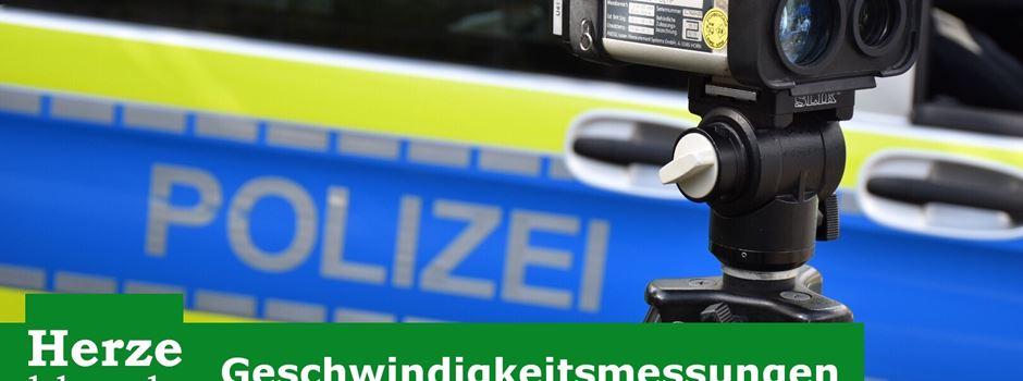 Geschwindigkeitsmessungen an der Möhlerstraße und am Tecklenburger Weg