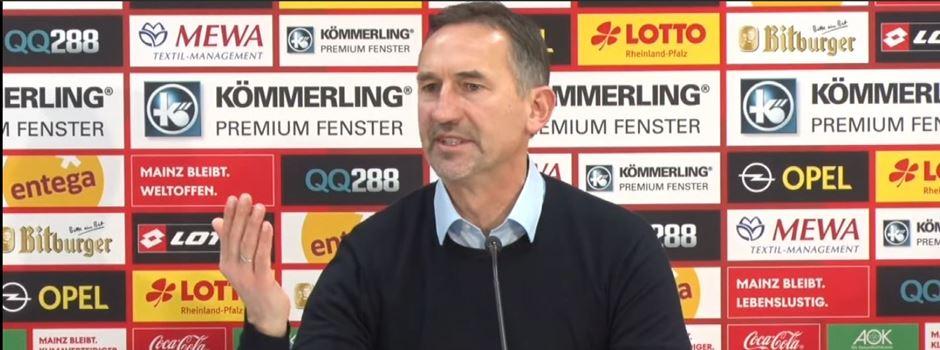 So denkt Mainz-Trainer Beierlorzer über den Fan-Boykott