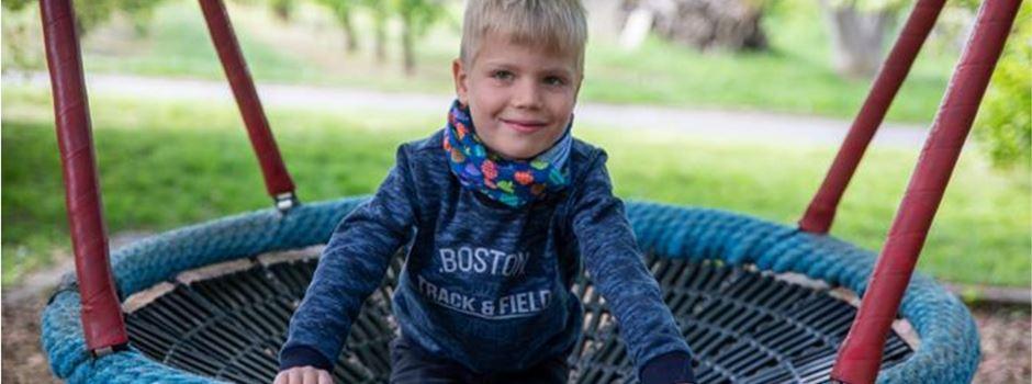 Sechsjähriger Mainzer braucht Hilfe