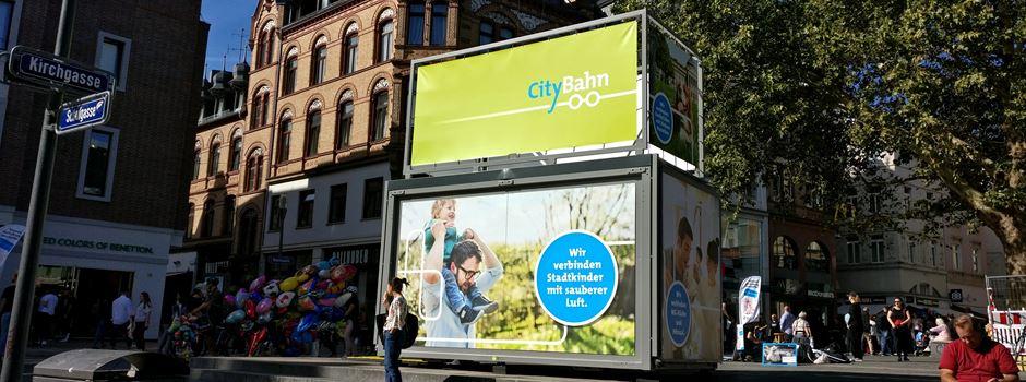 Was die Citybahn für den Einzelhandel in der Innenstadt bedeuten würde