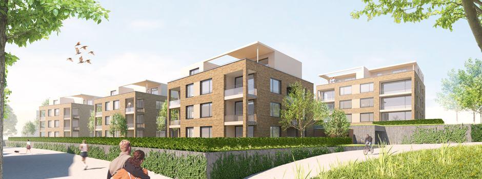 So geht es mit Dotzheims neuem Wohnviertel voran