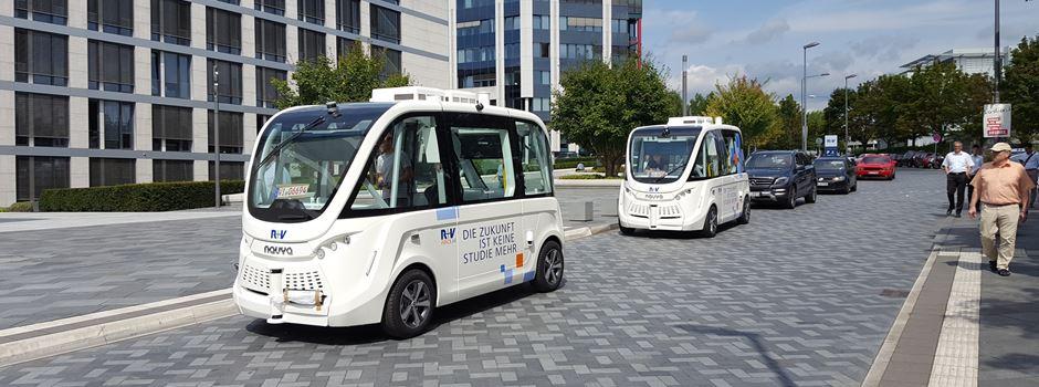 Mainz bekommt selbstfahrenden Elektro-Bus