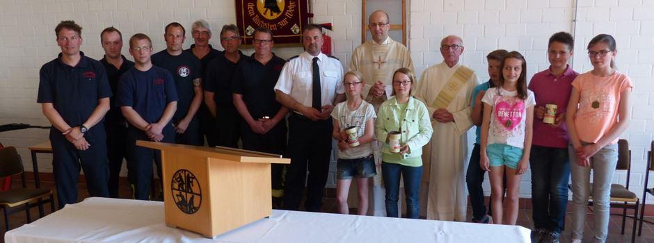 Feuerwehr Herzebrock - Messe zum Tag der Arbeit