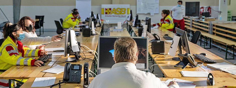 ASB unterstützt Gesundheitsamt