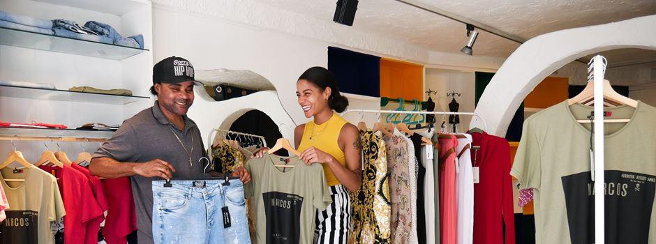 United Fashion eröffnet neu in Augsburg