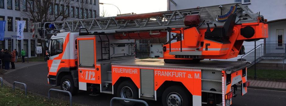 250.000 Euro Schaden bei Wohnungsbrand in Oberrad