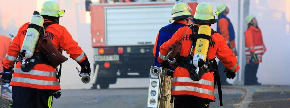 """""""Verrückter Freitag"""": Feuerwehr musste heute besonders oft ausrücken"""
