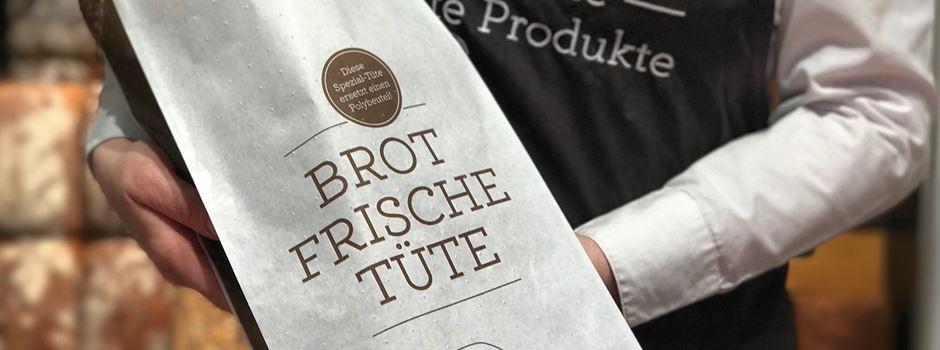 Rheingauer Bäckerei führt Mehrwegtüten zur Müllvermeidung ein