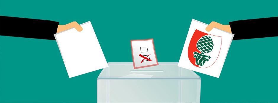 Grüne im Höhenflug und zu wenig Wahlzettel - So war die Landtagswahl in Augsburg