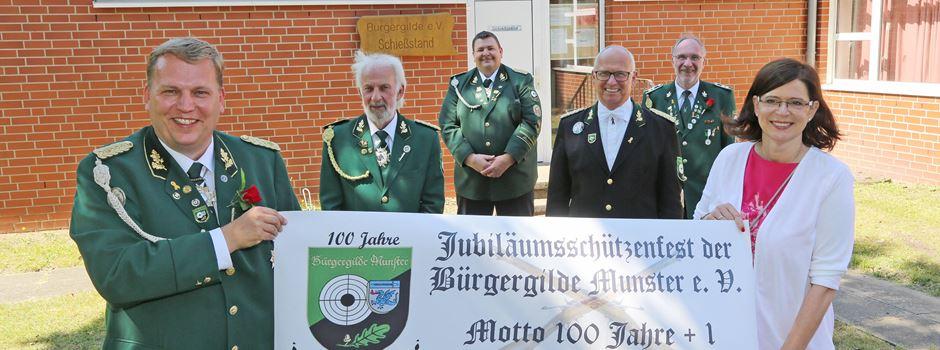 """Motto 2021: """"100 Jahre + 1"""""""