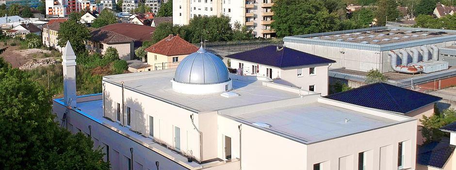 So läuft der Bau der neuen Moschee in Dotzheim