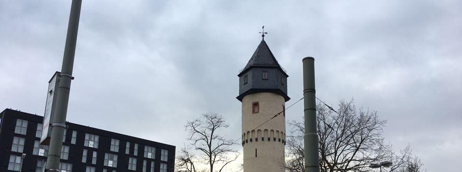 Frankfurter Warten: Hier wurde einst nach Gegnern Ausschau gehalten