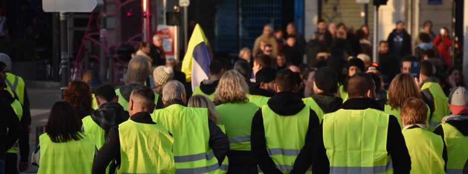 Polizei zieht Bilanz nach Demonstrationen am Samstag