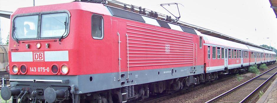 Sprayer sorgen für Bahnchaos zwischen Mainz und Wiesbaden