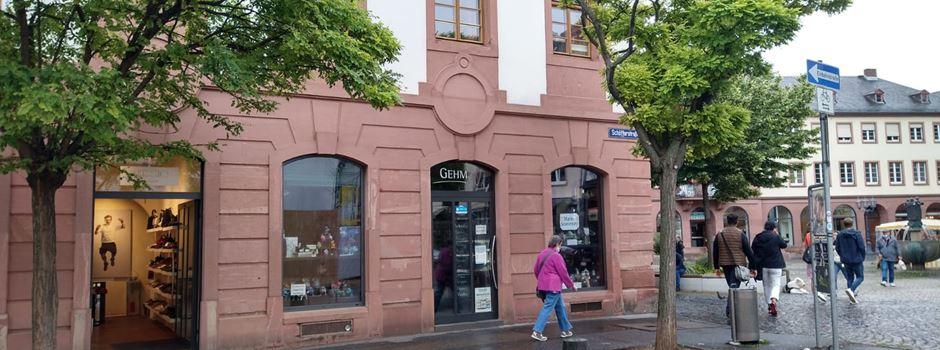 Mainzer Traditionsgeschäft schließt