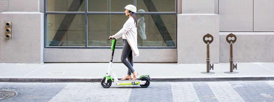 Wie Ihr bald mit E-Rollern durch Frankfurt fahren dürft