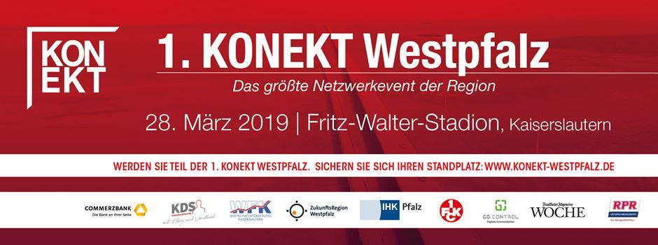 1. KONEKT Messe in Kaiserslautern