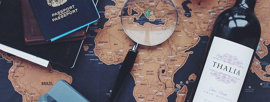 In andere Länder reisen, ohne Augsburg zu verlassen