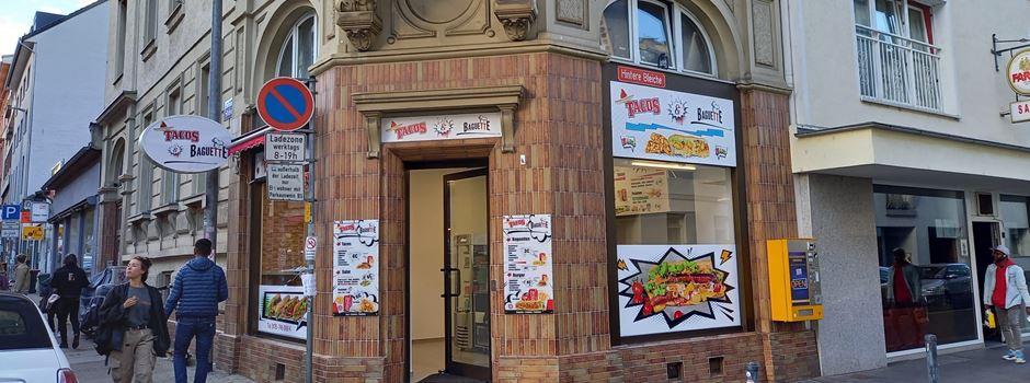 Neuer Taco-Laden in Mainz