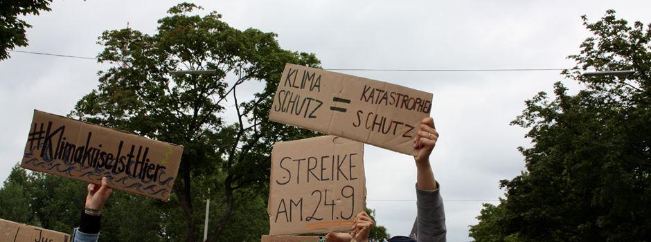 Klimastreik am Freitag in Wiesbaden