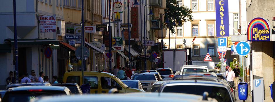 Polizei nimmt Falschparker im Westend ins Visier