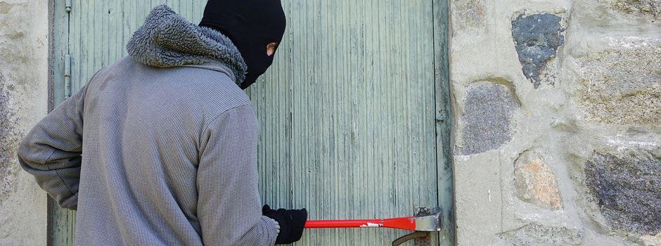 Achtung! Einbrecher – diese Gefahren  lauern im Sommer