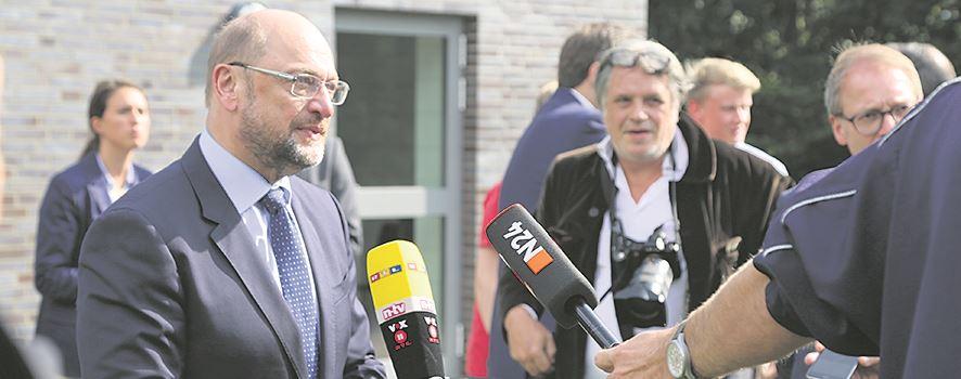 """KGS Schneverdingen """"Europaschule"""" - und Martin Schulz übernimmt Patenschaft"""