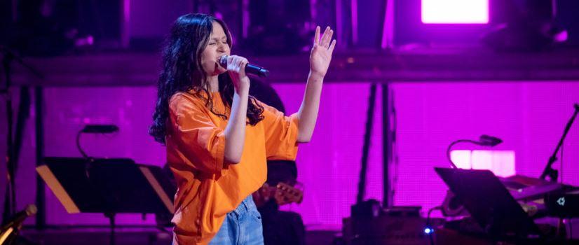 """Mainzerin Sophia (14) tritt bei """"The Voice Kids"""" auf"""