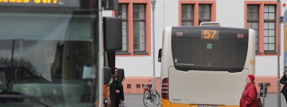 Warnstreik am Freitag: ÖPNV und Kitas betroffen