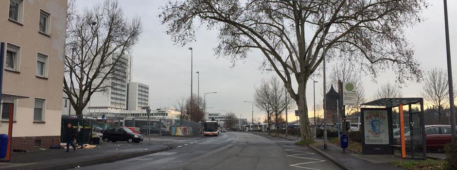 Straße am Hauptbahnhof wird bis Februar teilgesperrt