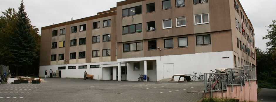Obdachlose können im Winter in Flüchtlingsunterkünften übernachten
