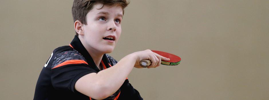 Tischtennis-EM: Niederkasseler Noah Hersel sammelt Wettkampfhärte und Wettkampferfahrung