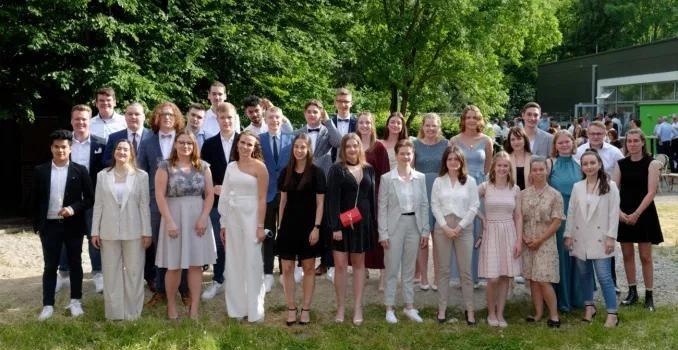 Erstes Abitur an der Von-Zumbusch-Gesamtschule