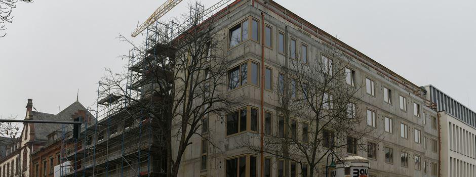 Neues Studentenwohnheim im Gerichtsviertel