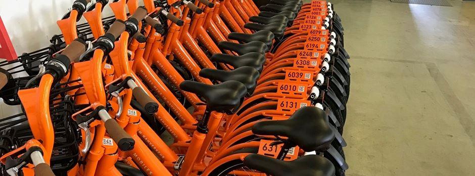 Die ersten Leihfahrräder für Wiesbaden sind startklar